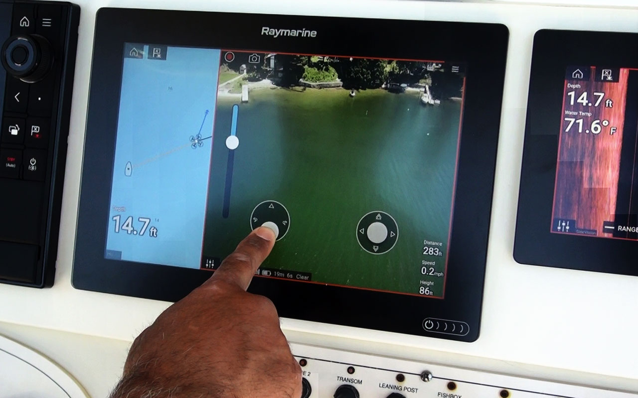 Axiom UAV - Flight Controls | Raymarine - A Brand by FLIR