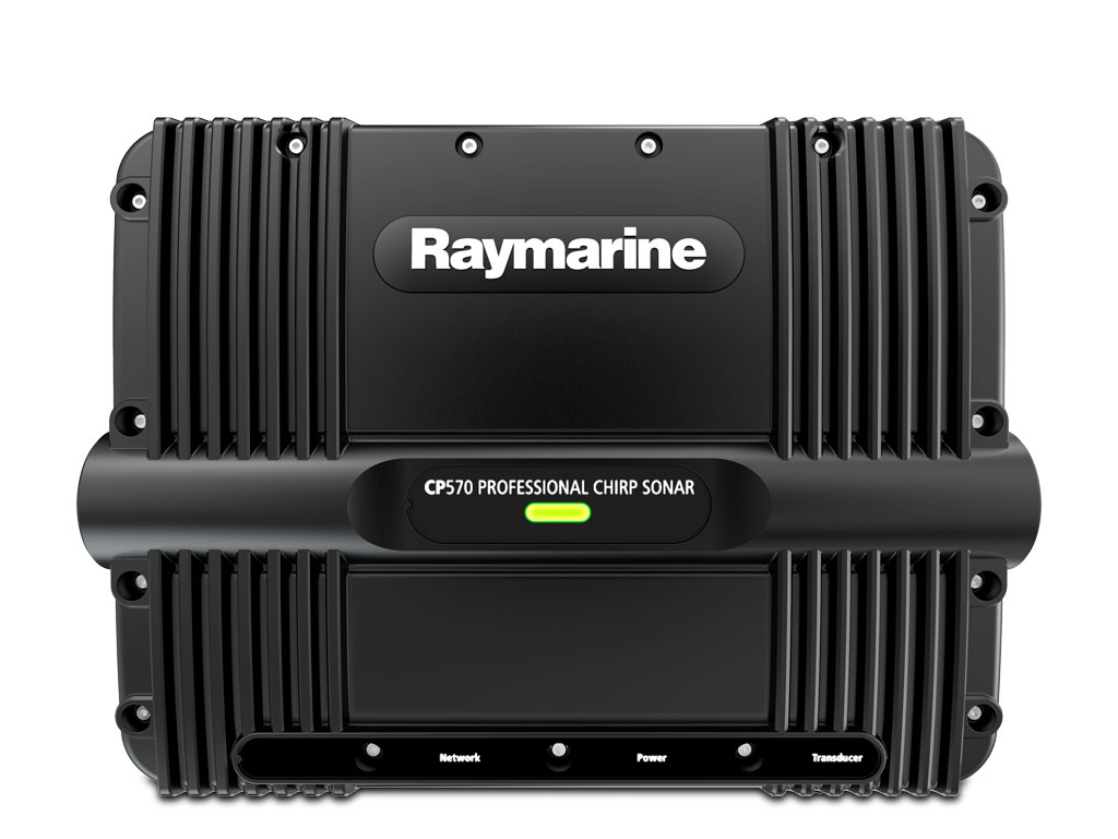 High-Powered Black Box Sonar | Raymarine by FLIR