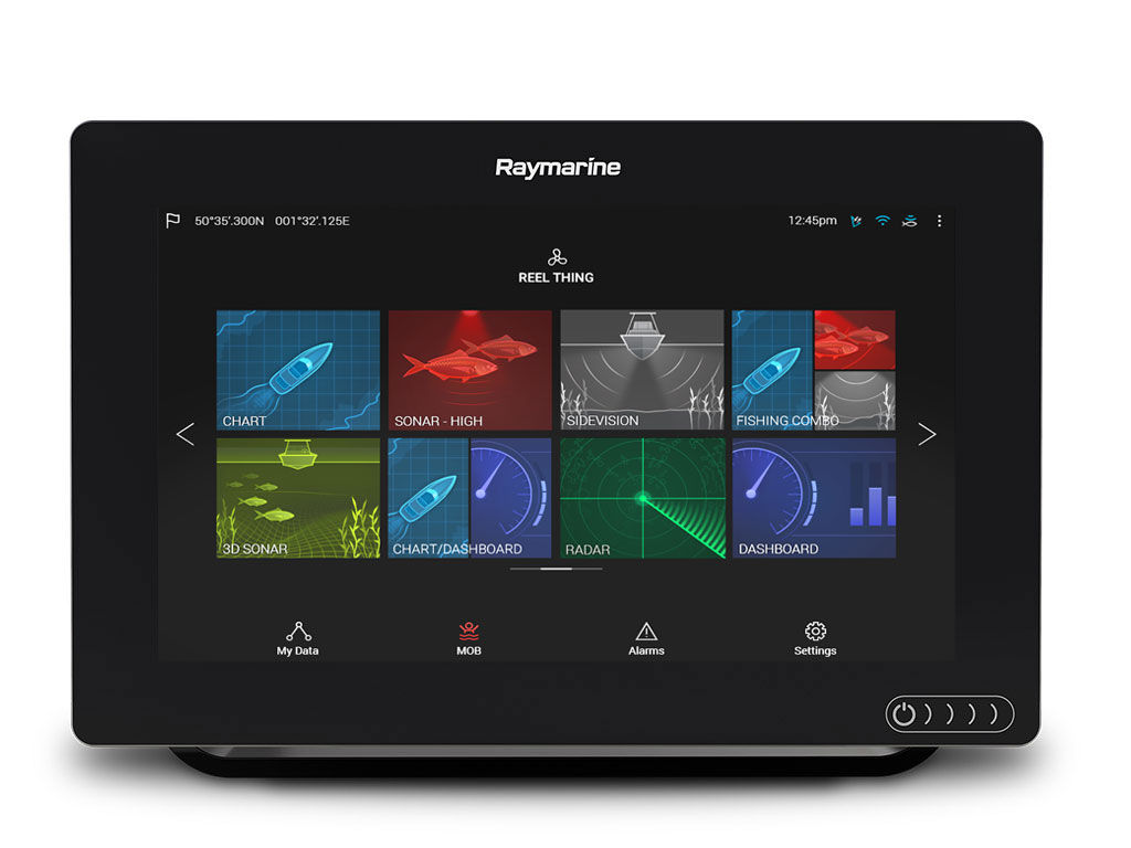 Axiom 9 Accessories | Raymarine by FLIR