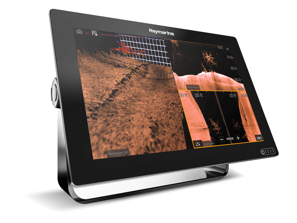 Simply Superior Sonar | Raymarine by FLIR