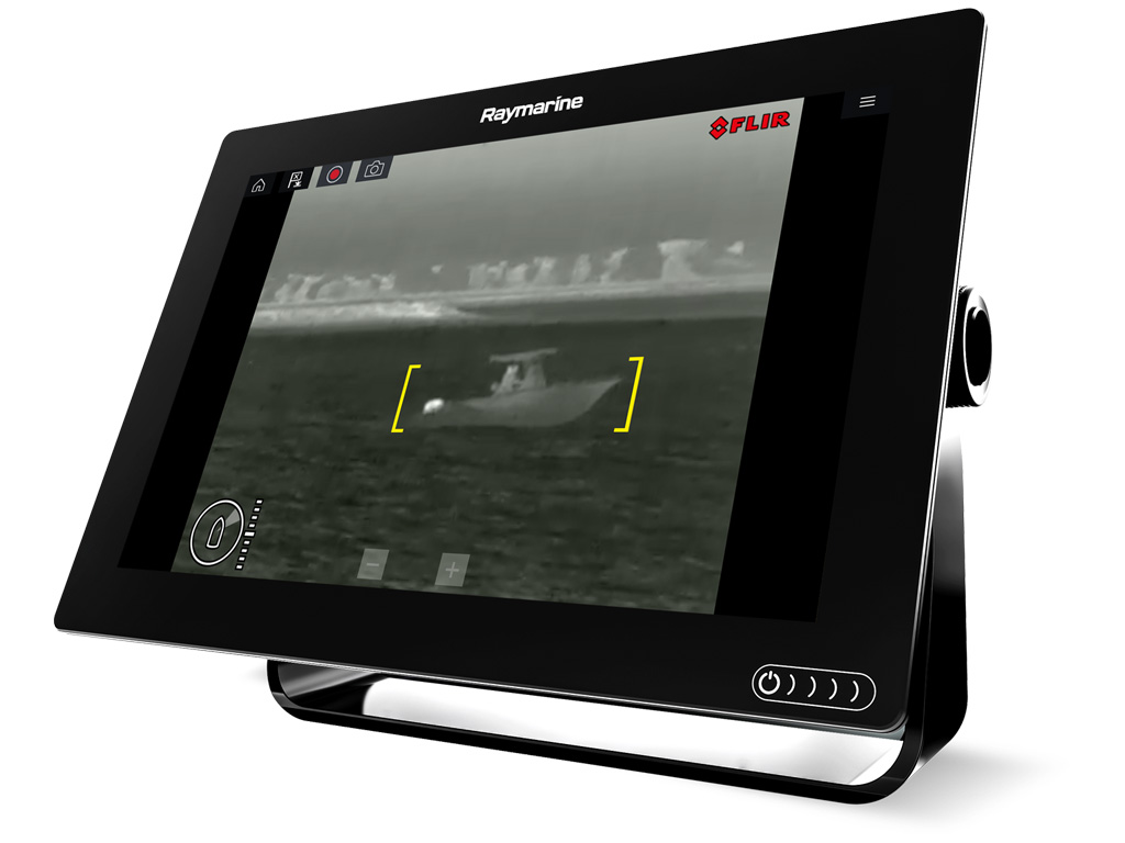 Stay Safe with Radar and Thermal Imaging | Raymarine by FLIR