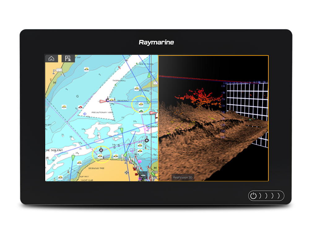 NEW AXIOM | Raymarine by FLIR