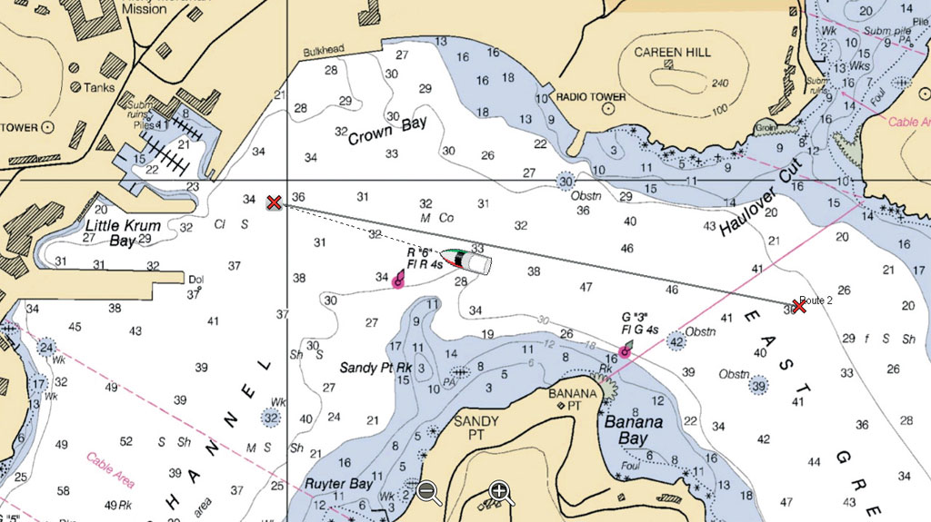 Raymarine's LightHouse Charts | Raymarine by FLIR