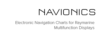 Navionics Gold Cartography | Raymarine Cartography