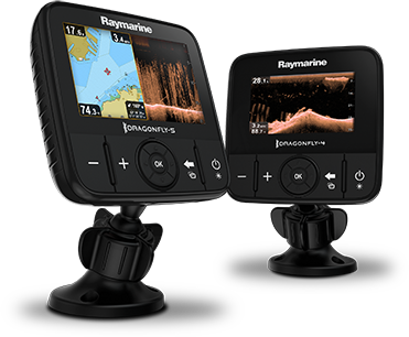 Dragonfly 4, 5 and 7 images | Raymarine Dragonfly