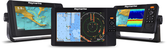 Element S - Navigation Display | Raymarine by FLIR