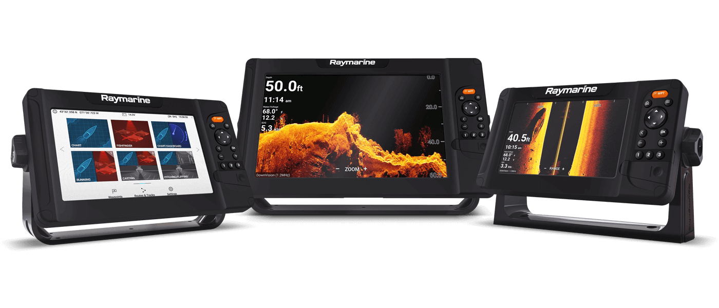Element HV Group - Sonar & GPS | Raymarine - A Brand by FLIR