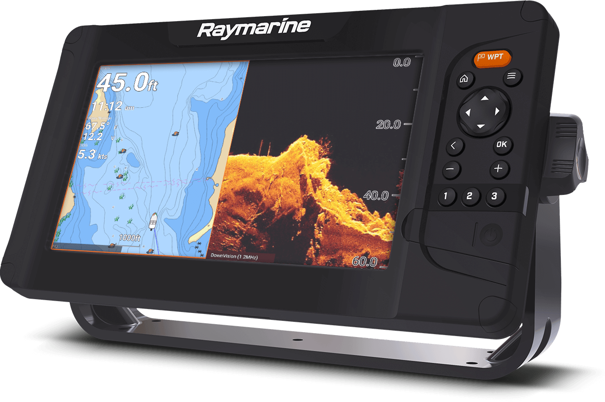 Element - Intuitive Controls | Raymarine - A Brand by FLIR