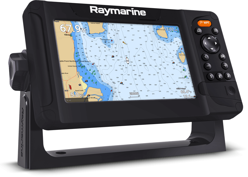 Element – Smart Mapping | Raymarine – et varemerke fra FLIR