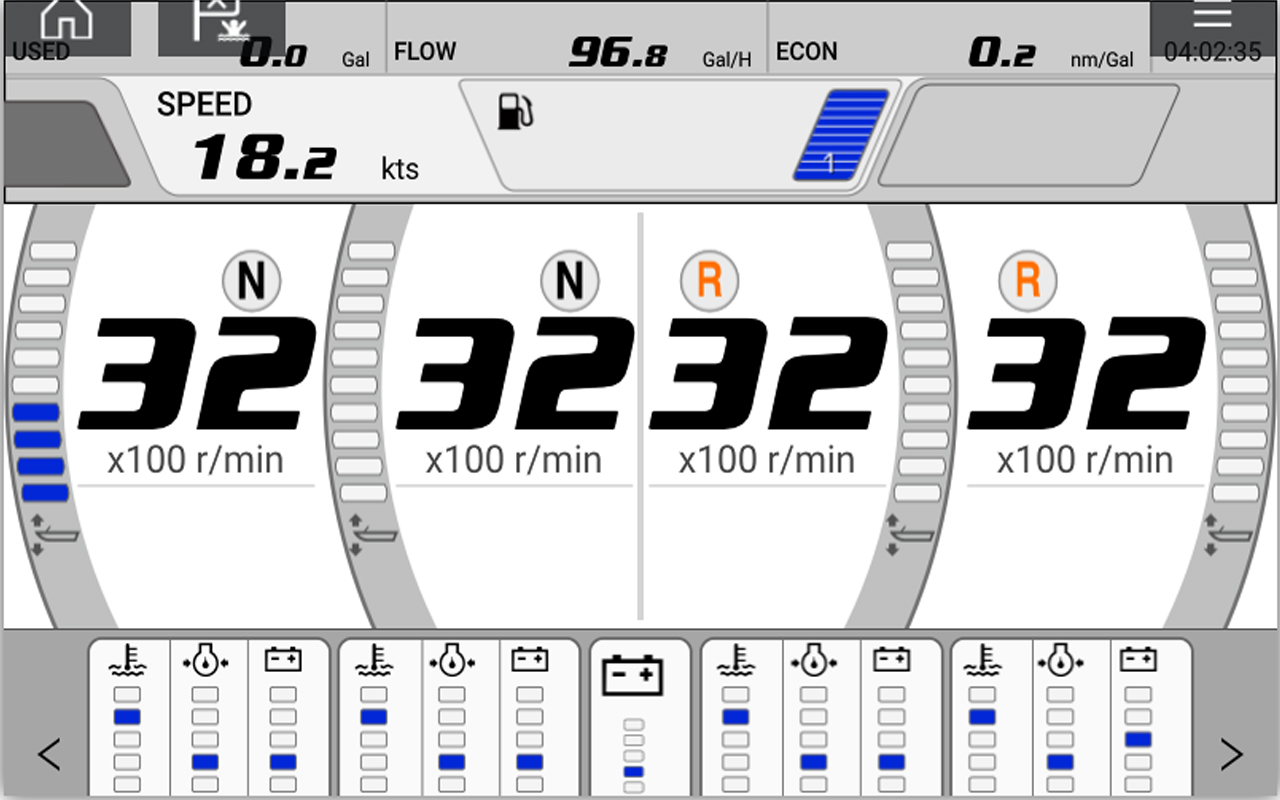 LightHouse 3.9 Software Update - Yamaha Command Link Plus Integration | Raymarine - A Brand by FLIR