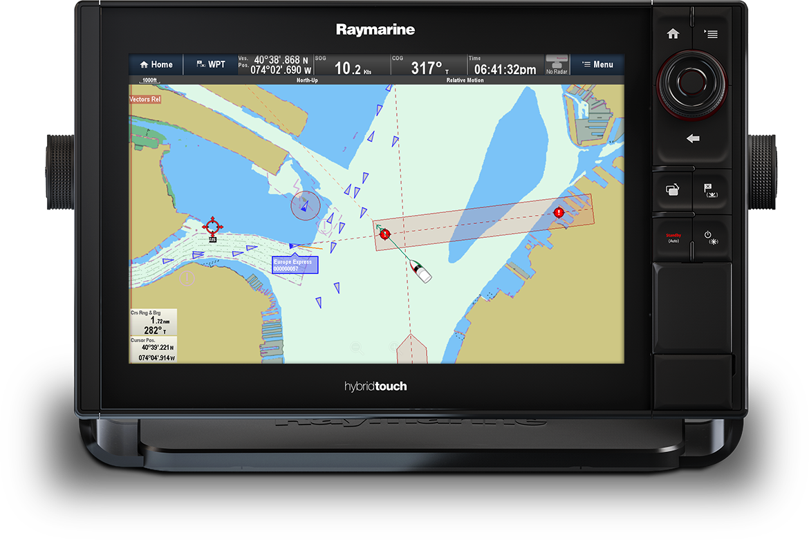 AIS Pilot Rendezvous - LightHouse II R15 | Raymarine