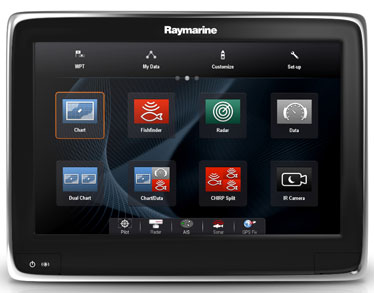 a12 Ordering Information | Raymarine