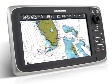 cSeries Key Features | Raymarine