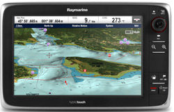eSeries Multifunction Display | Chartplotter, GPS and more