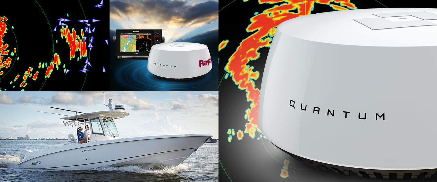 NEW Raymarine QUANTUM by FLIR