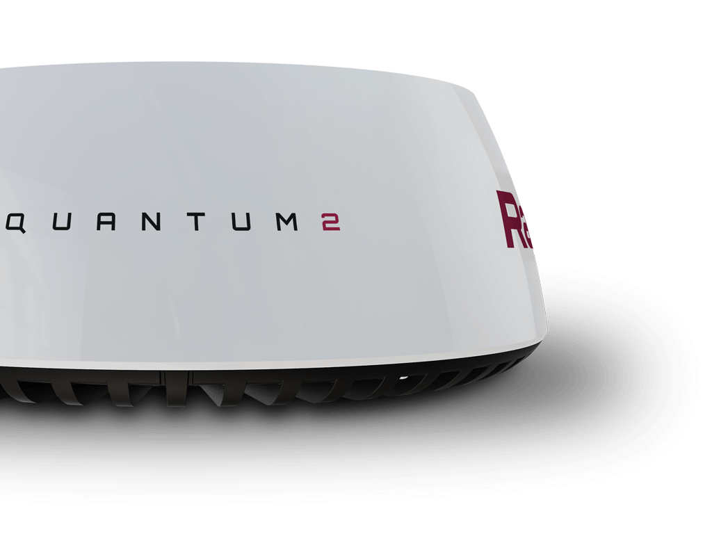NEW Quantum 2 Radar with Doppler Collision Avoidance Technology | Raymarine - A Brand by FLIR