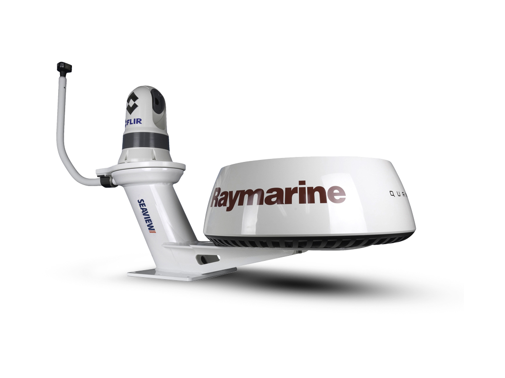 SeaView Radome Mounts | Raymarine - A Brand by FLIR