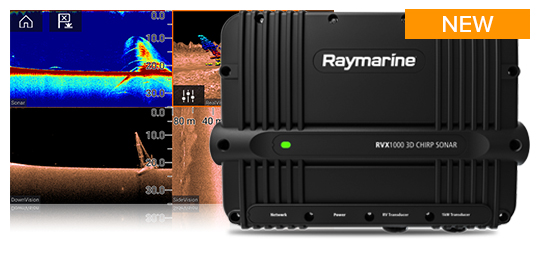 Find out more about RVX1000 | Raymarine by FLIR