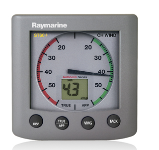 Raymarine ST60+ CH Wind Instrument Display