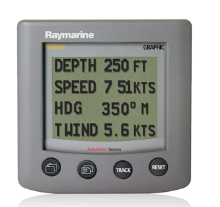 Raymarine ST60+ Graphic Instrument Display