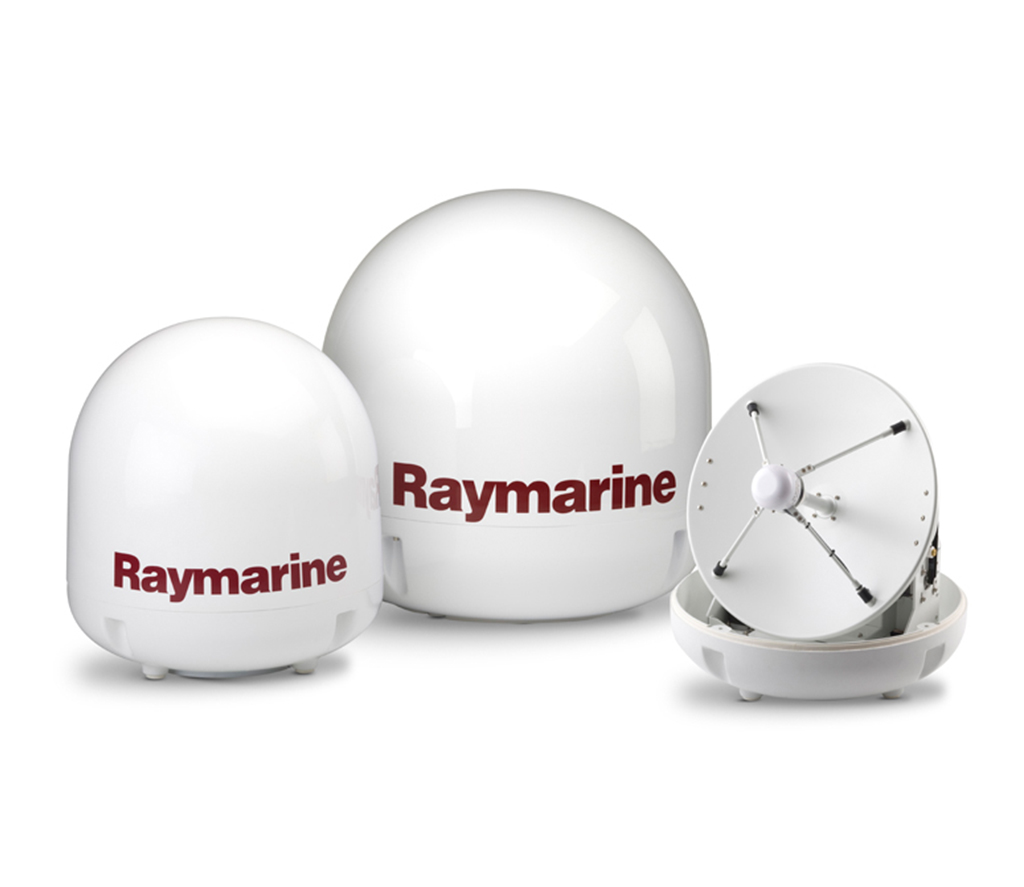 Refurbished Sat TV Systems | Raymarine by FLIR