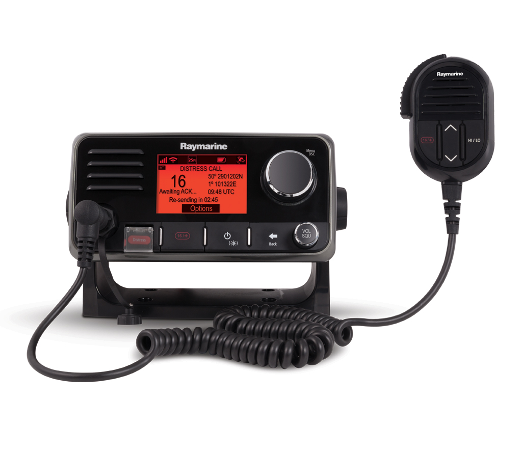 Refurbished Ray70 VHF Radio | Raymarine by FLIR