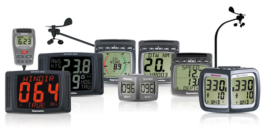 Wireless Instruments Display Media Resources | Raymarine