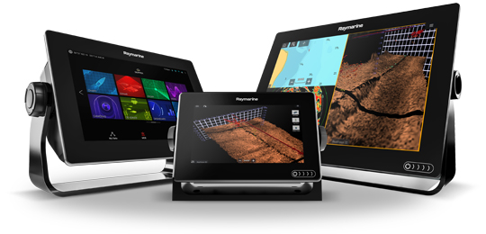 Axiom  Multifunction Display Media Resources | Raymarine