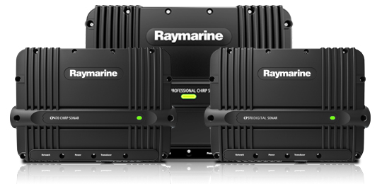 Download User Manuals and Documents for Fishfinders | Raymarine