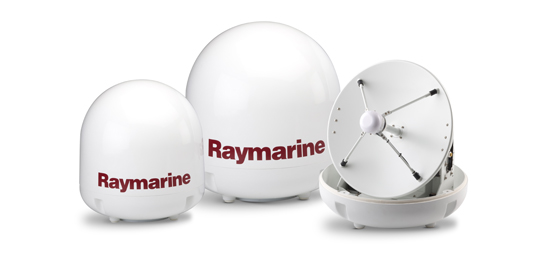 Download User Manuals and Documents for Satellite TV | Raymarine