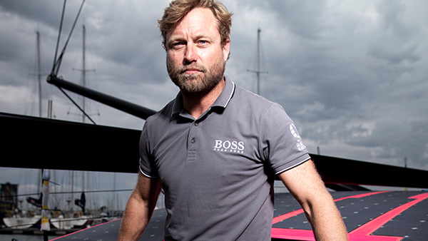 Raymarine Announced as Official Supplier to Alex Thomson Racing | Raymarine - A Brand by FLIR