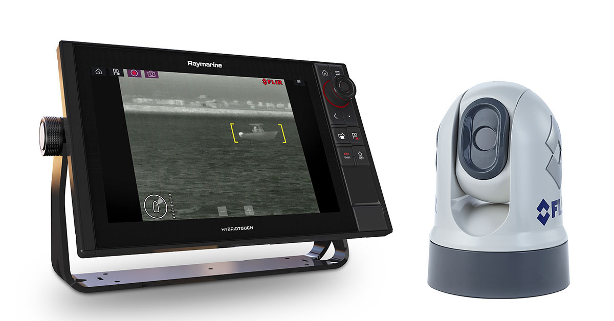 Raymarine to Present its Latest Product Innovations at Seawork 2018