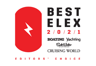 Raymarine Axiom+ Named Editor's Choice in 2021 Best Elex Awards | Marine Electronics by Raymarine