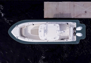 Boston Whaler and Mercury Marine are Marine Industry's First to Demonstrate Raymarine DockSense for Outboard Propulsion