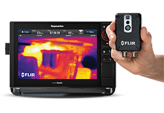 FLIR Enhances Raymarine LightHouse II OS with Powerful New Features