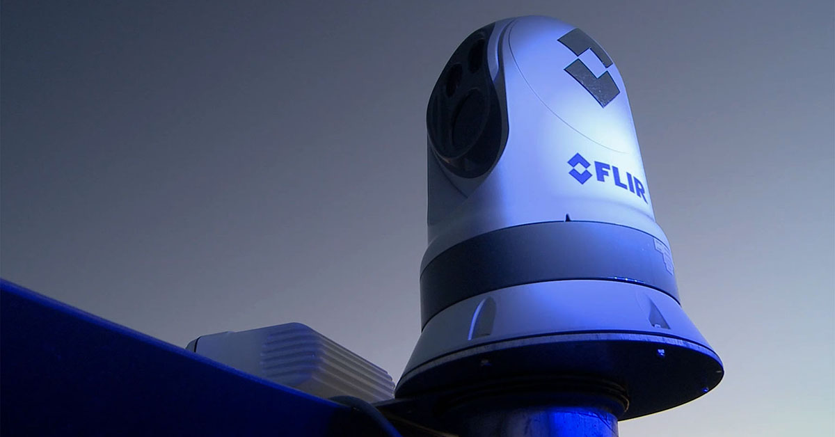 FLIR Technology Keeps One of Canada's Largest Container Ports Safe and Secure