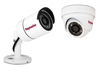 New High Definition Marine IP Cameras
