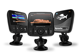 FLIR announces New Raymarine Dragonfly® Fishfinder Products