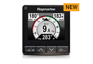New Raymarine i70s Multifunction Instrument