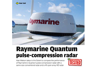 Practical Boat Owner Puts Quantum Radar to the Test