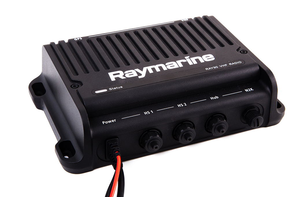 Ray90-91 Blackbox Transceiver | Raymarine - A Brand by FLIR