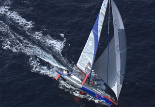 Evolution R4 Steers Spirit of Yukoh Around the World in Vendée Globe Race