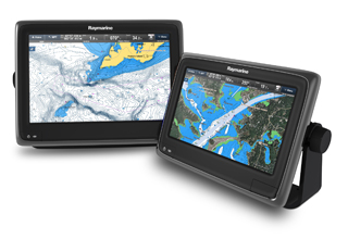 Raymarine expands aSeries with new LightHouse II-powered 9 and 12 inch Multifunction Touch Displays