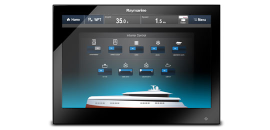 Find out more about Digital Switching | Raymarine by FLIR