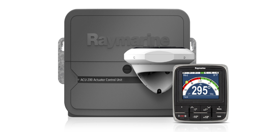 Find out more about Evolution Autopilot | Raymarine - A Brand By FLIR