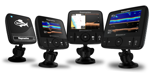 Transducers for Dragonfly | Raymarine by FLIR
