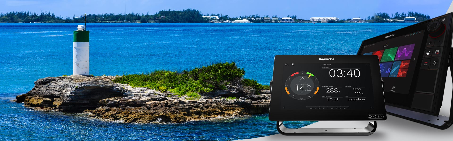 New LightHouse Bermuda v3.10 | Raymarine - A Brand by FLIR