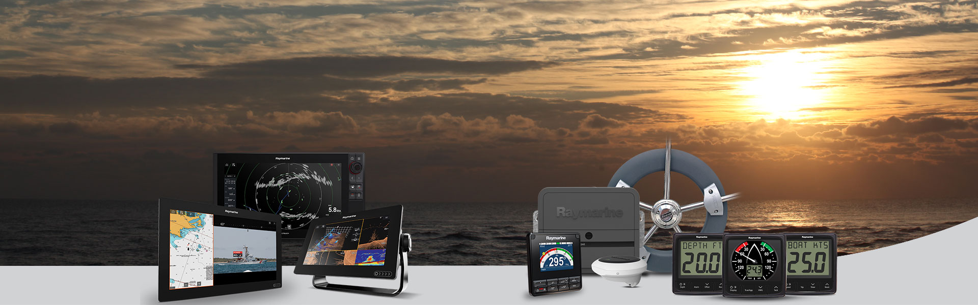Trade Up Offer 2019 | Raymarine - A Brand by FLIR