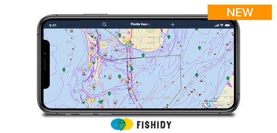 Fishidy Media Resources | Raymarine
