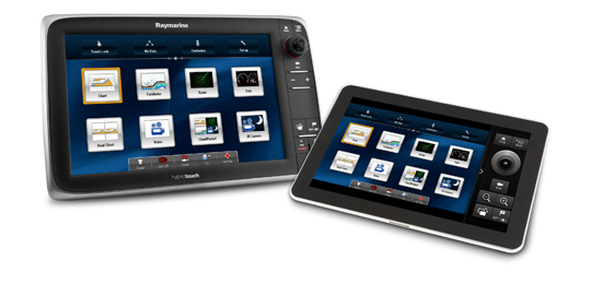 Mobile Apps to Control Your Multifunction Displays | Raymarine - A Brand by FLIR